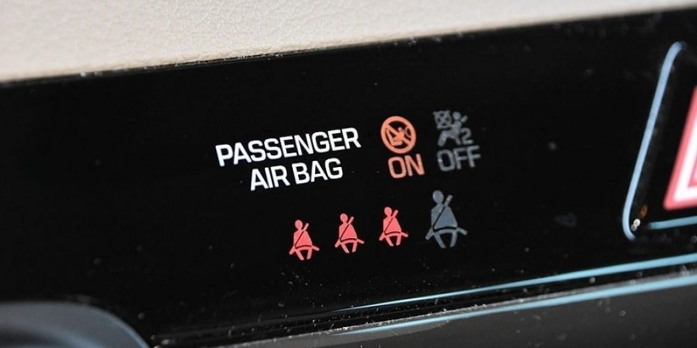 Ford Recall Due to Issues with Passenger Airbag in California