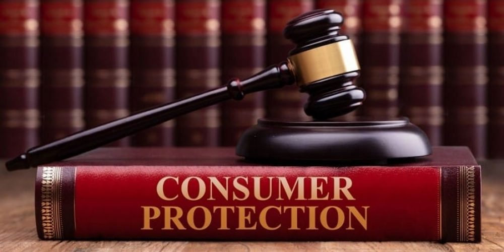 What does consumer protection law cover in California?
