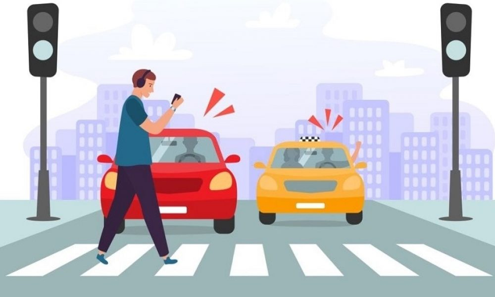 pedestrian hit by a car in Ohio- rights and remedies